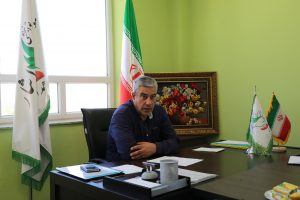 نشست خبری مدیر موسسه فرهنگی ورزشی و توانبخشی ایثار استان همدان با اصحاب رسانه